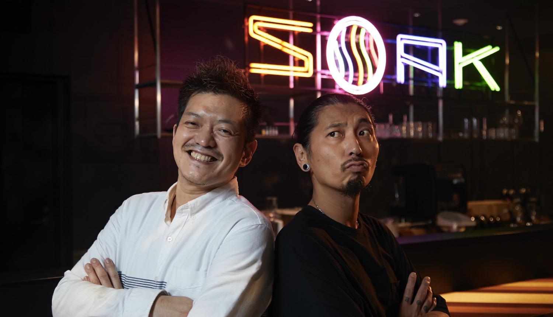 渋谷MIYASHITA-PARKホテルレストラン-SOAK-Shibuya-restaurant-SOAK-餐廳-8