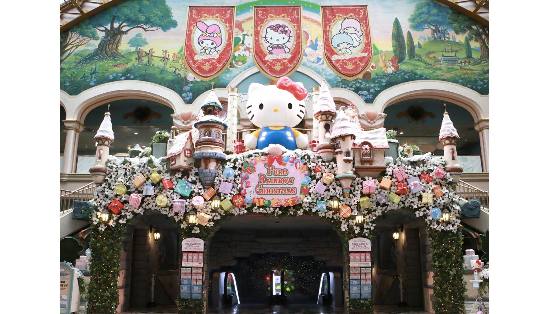 PURO-RAINBOW-CHRISTMAS-ピューロランドクリスマス-三麗鷗樂園1