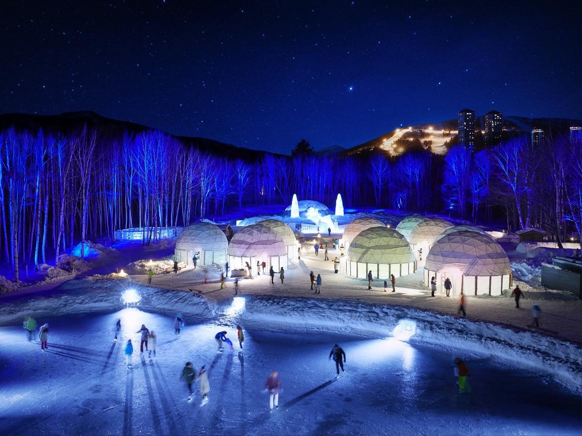 星野リゾート トマム Hoshino Resorts Ice Village 星野集團a1-22-2