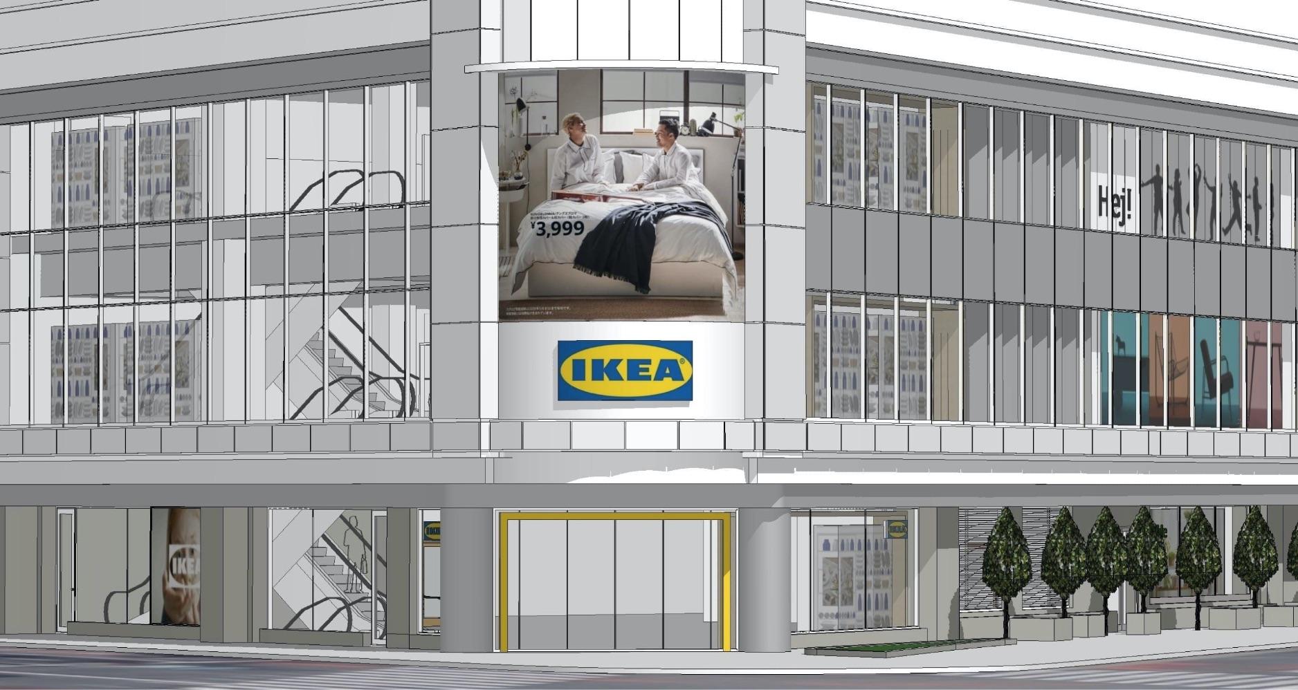 イケア新宿-IKEA-Shinjuku-在東京