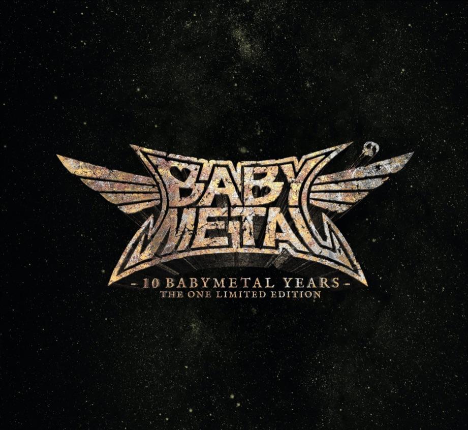 BABYMETAL-10 BABYMETAL YEARS-ベビーメタル-THE ONE