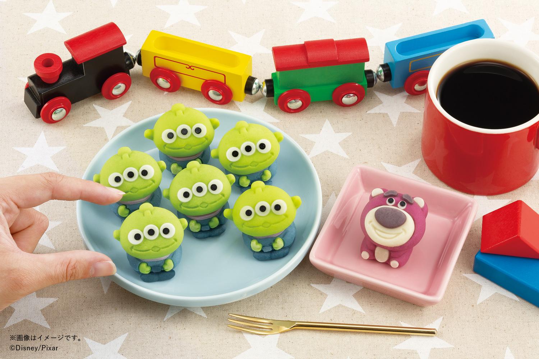 トイ・ストーリースイーツ Toy Story Sweets 玩具總動員 甜點
