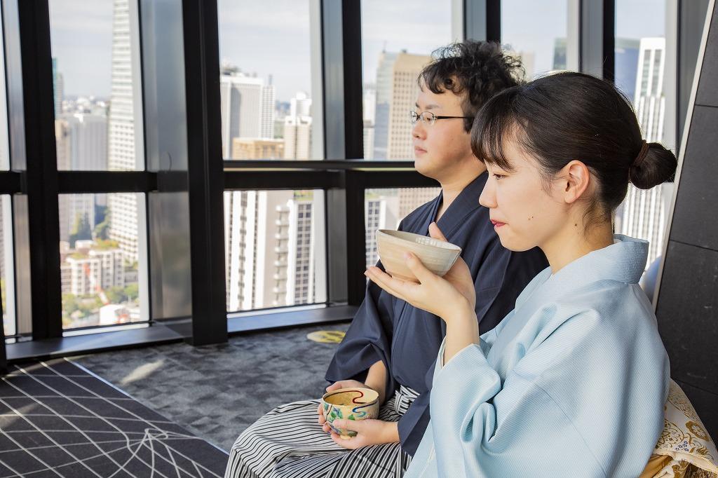 東京タワー-朝茶の湯Tokyo-Tower-MORNING-TEA-GATHERING-東京鐵塔-茶9
