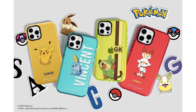 CASETiFY-Pokémon-ポケモン-精靈寶可夢s