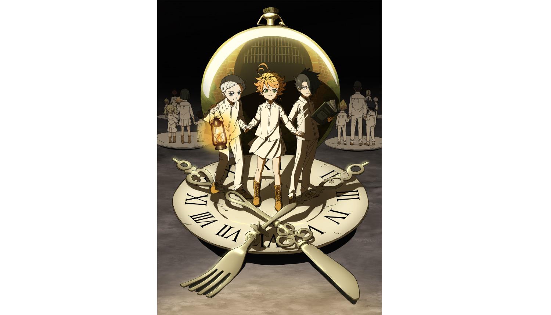 約束のネバーランド展」第2期The-Promised-Neverland-約定的夢幻島1