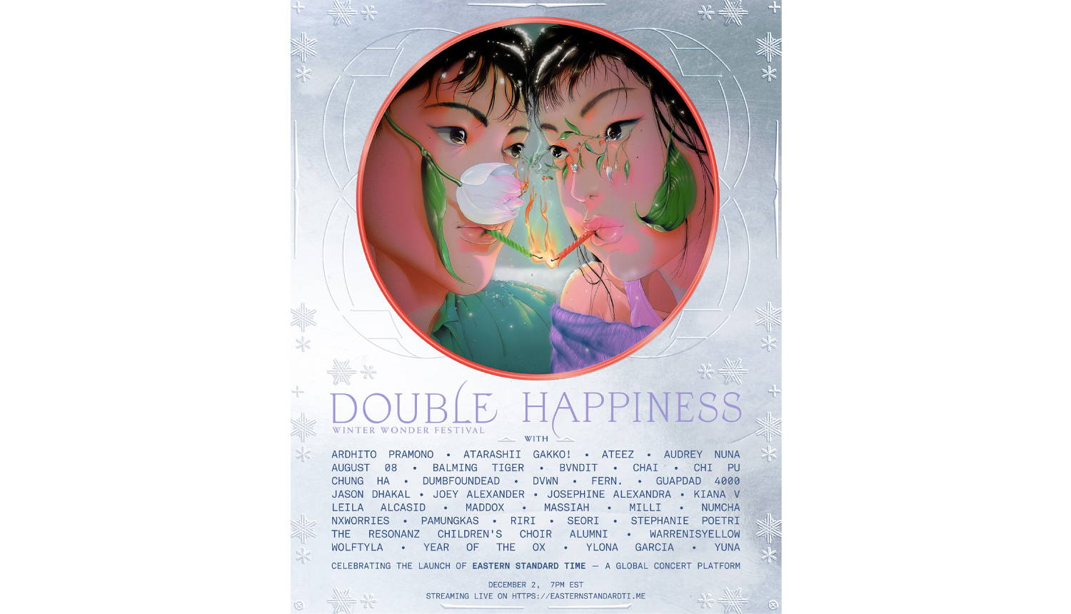 DOUBLE-HAPPINESS-Global-Holiday-Festival音楽フェス
