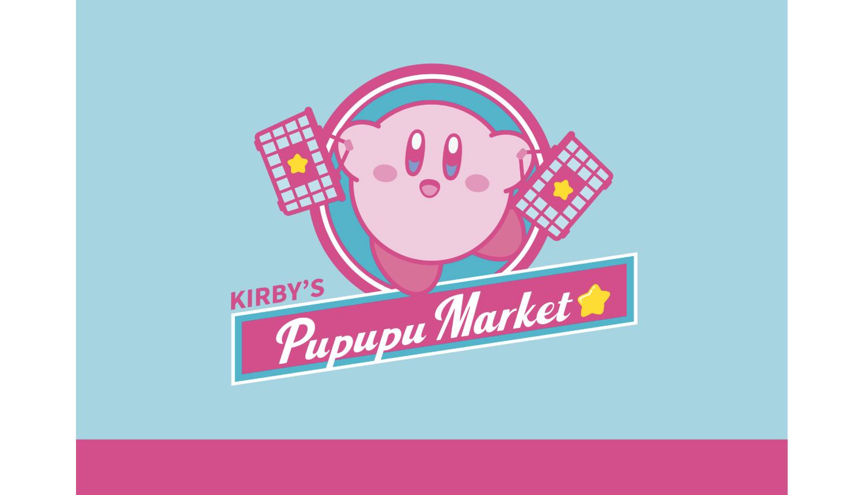 KIRBY'S-PUPUPU-MARKET-キデイランド大阪梅田店-星之卡比