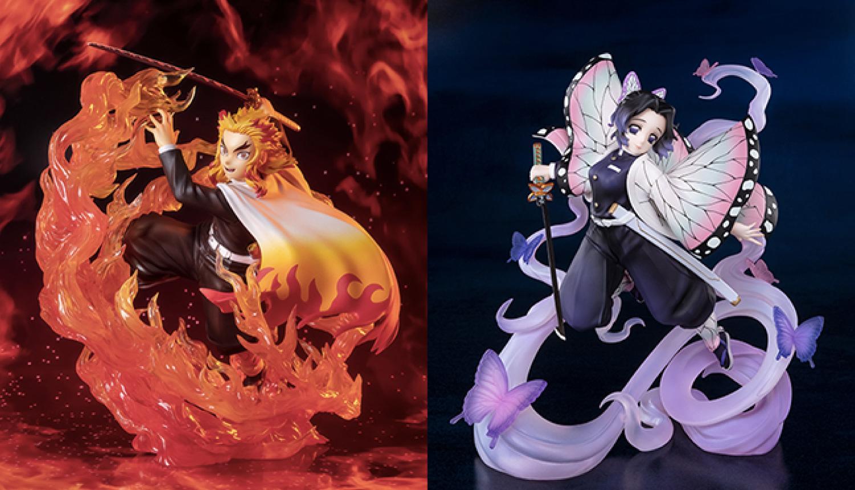 鬼滅の刃-フィギュアー-鬼滅之刃-Demon-Slayer-Figures