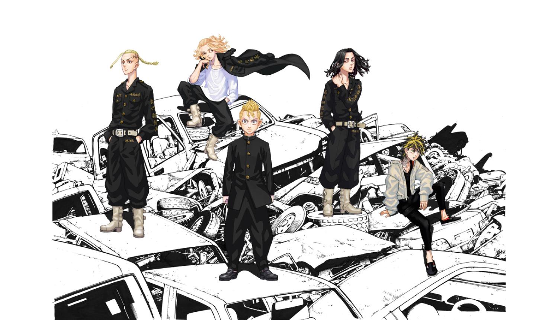 東京リベンジャーズ-Tokyo-Revengers-東京卍復仇者1