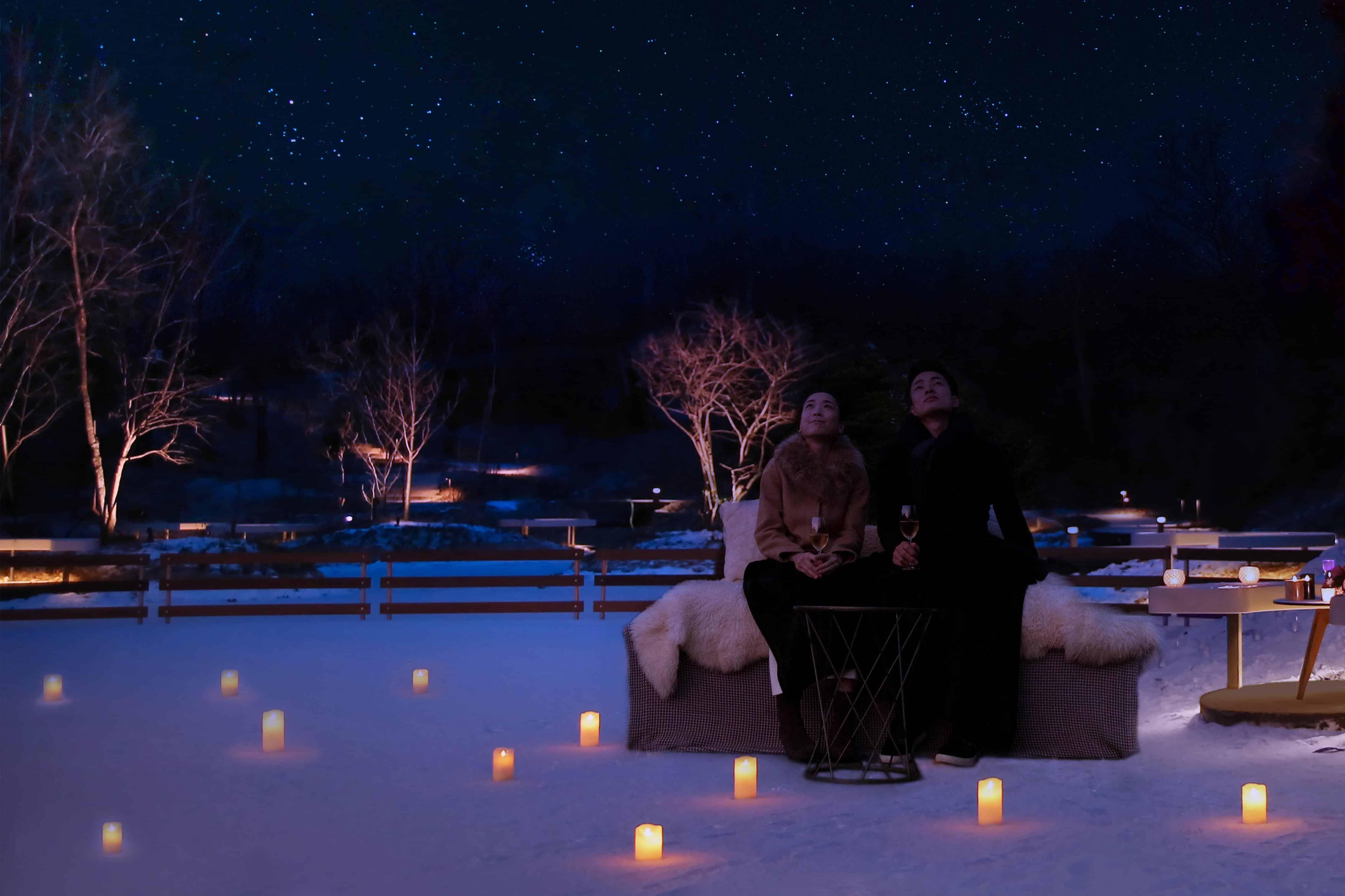 星野リゾート 大人の 星野集團冬旅 Hoshino Resorts3