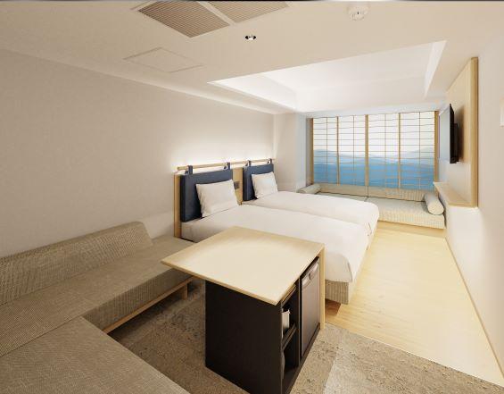 ホテル・アンドルームス京都七条 Hotel Kyoto京都住宿1