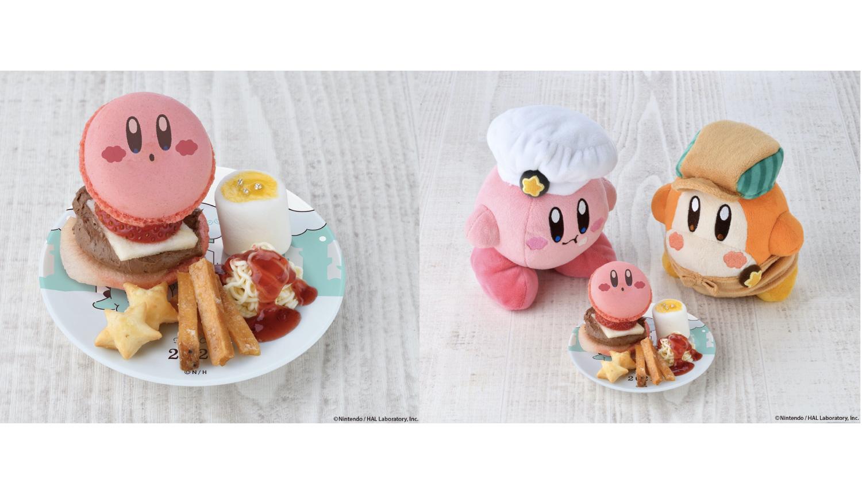 Kirby-Café-カービィカフェ-星之卡比咖啡廳2
