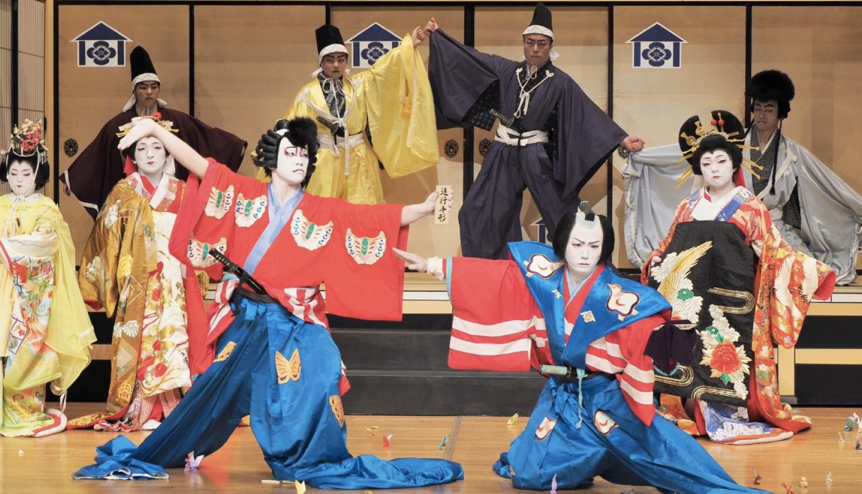 江戸時代歌舞伎-Kabuki-