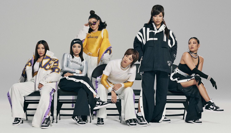 YOON-Nike-x-AMBUSH-NBA-ナイキコレクション靴