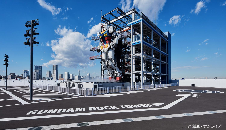 ガンダム-GUNDAM-FACTORY-YOKOHAMA-機動戰士鋼彈1
