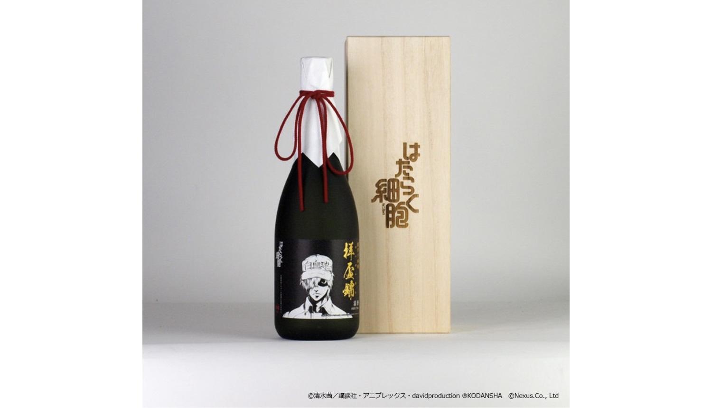 はたらく細胞-日本酒-Cells-at-Work!-Sake-工作細胞