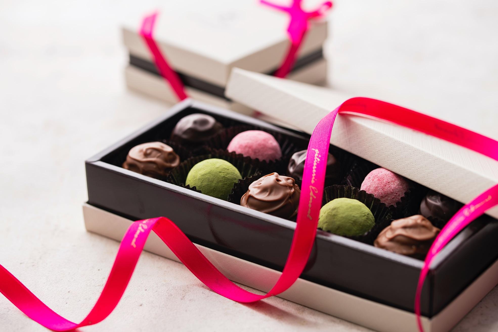 ホテルメトロポリタン エドモントValentine's Chocolates 甜點