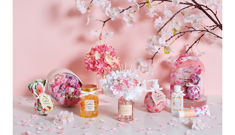 「桜」フレグランス-Sakura-fragrance-櫻花香