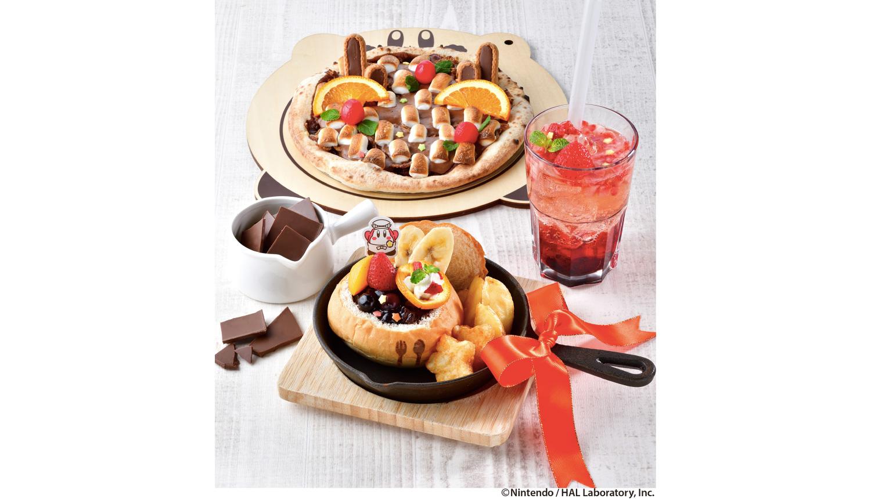 カービィカフェ-Kirby-Café-星之卡比_