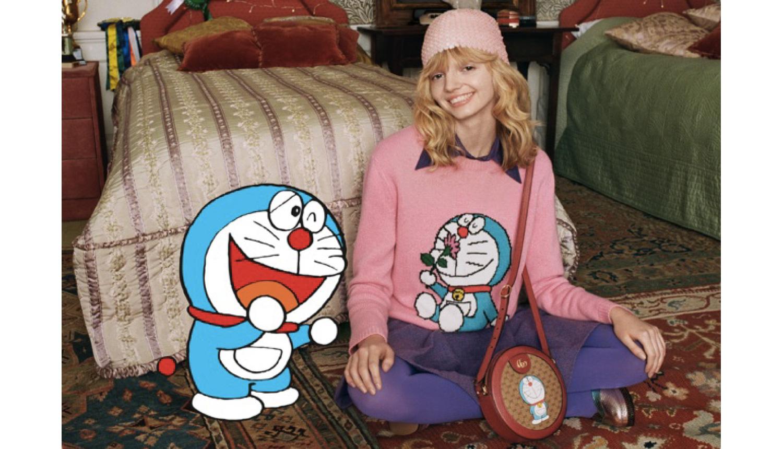 ドラえもん×GUCCI-哆啦A夢-Doraemon-X-GUCCI9