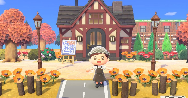 あつ森 コメダ島 Animal Crossing 動物森友會
