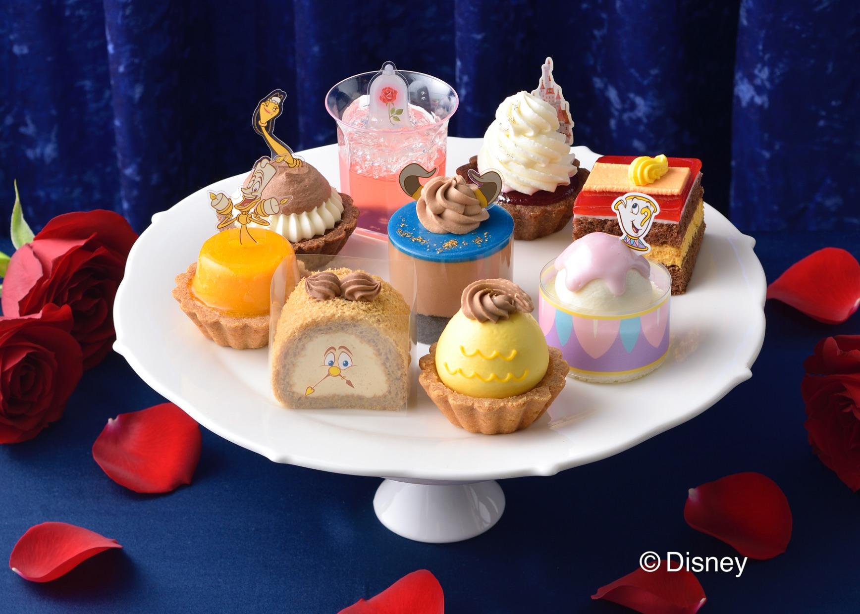 銀座コージーコーナーディズニー Ginza Cozy Corner Disney 甜點10