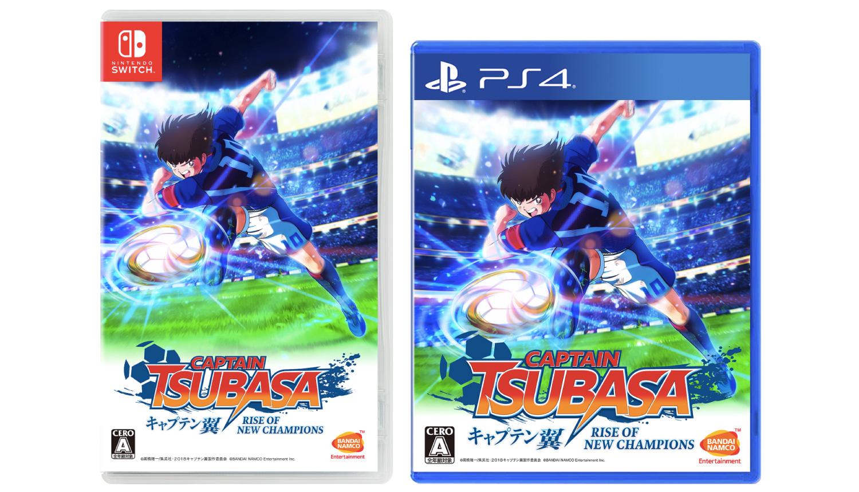 PlayStation®4–Nintendo-Switch™「キャプテン翼–Captain-Tsubasa-足球小將翼