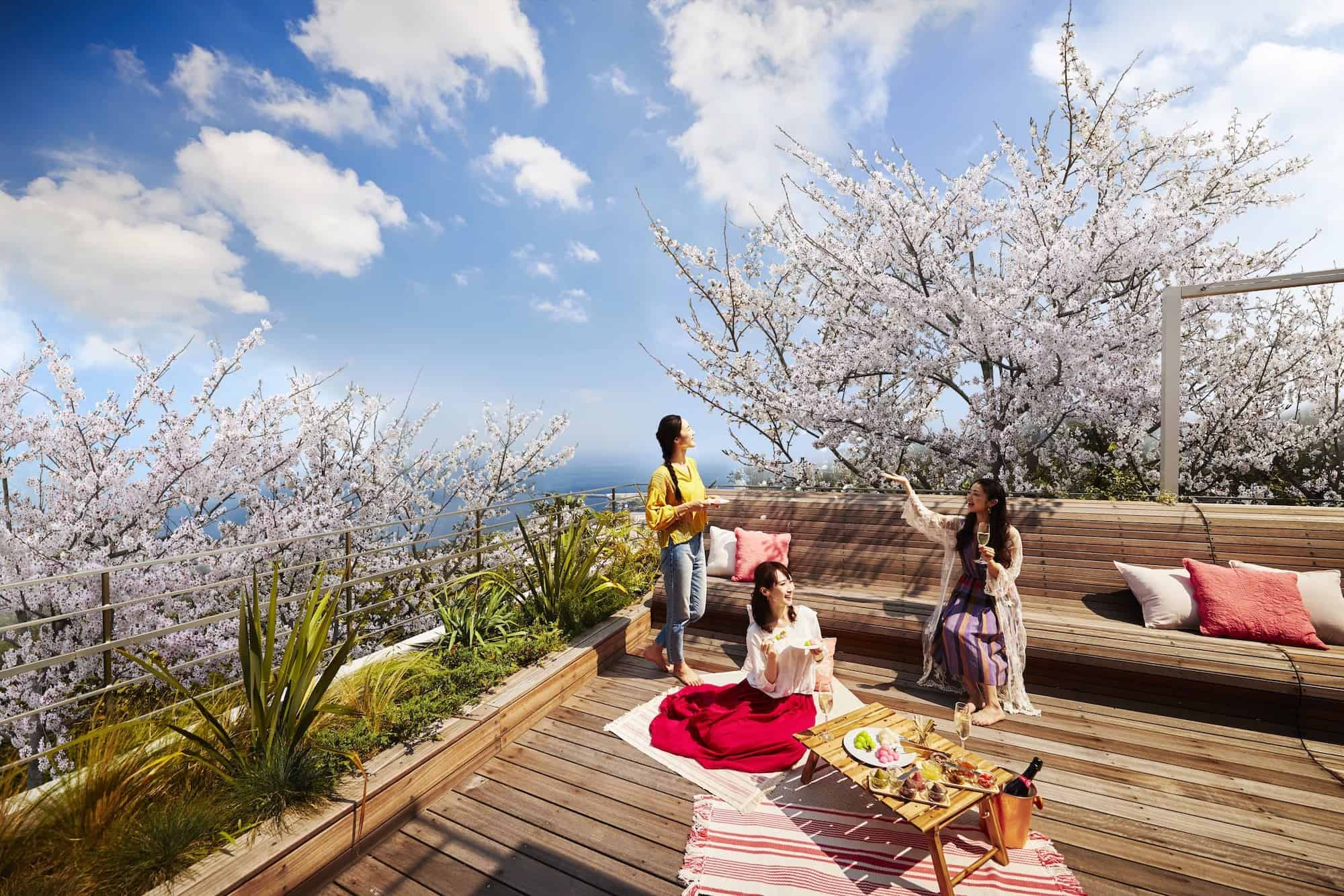 リゾナーレ熱海お花見ステイ RISONARE Atami 日本旅行