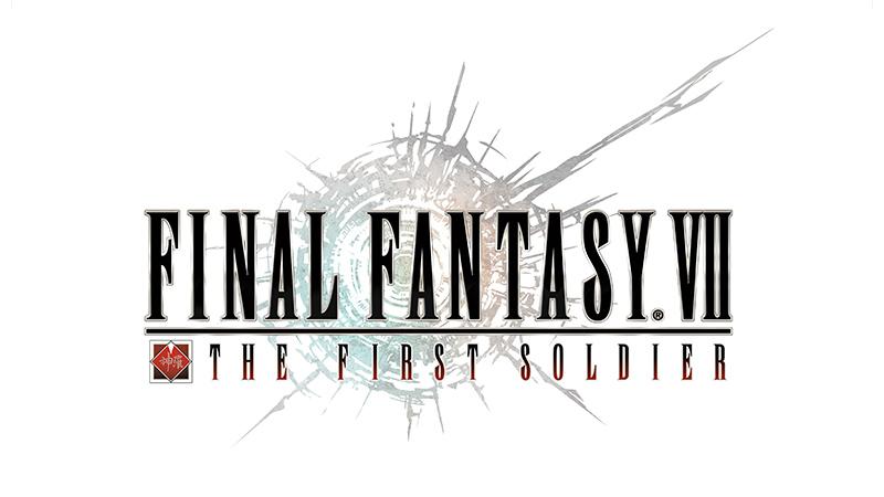 FINAL FANTASY VII THE FIRST SOLDIER ファイナルファンタジーVII ザ ファーストソルジャー
