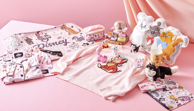 ディズニー-マリーの日-猫の日-Disney-Cat-Day-Merchandise-迪士尼_