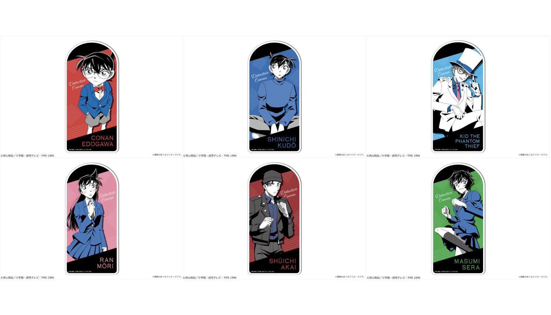 名探偵コナン-マグネットシート-名偵探柯南-Detective-Conan0