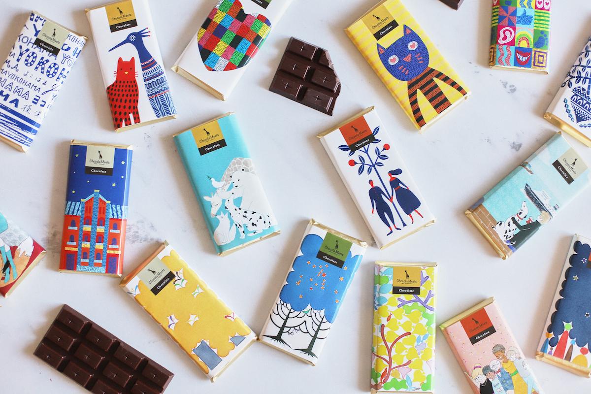 Chocola Meets クラウドファンディング1