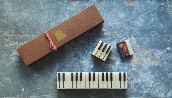 大分県湯布院の「ジャズ羊羹」爵士羊-巧克力-chocolate_