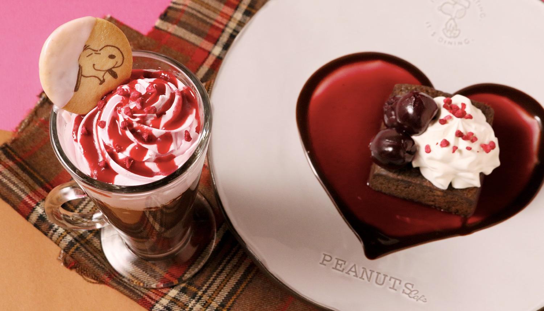 スヌーピー-バレンタインスイーツ-史努比-Snoopy-Valentine's-desserts-_