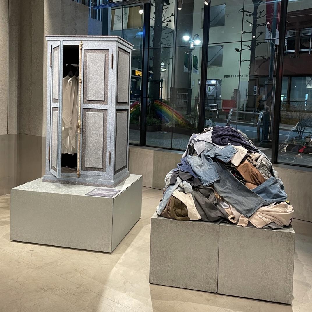 サスティナブルな家具「Ugly wardrobe」 (3)