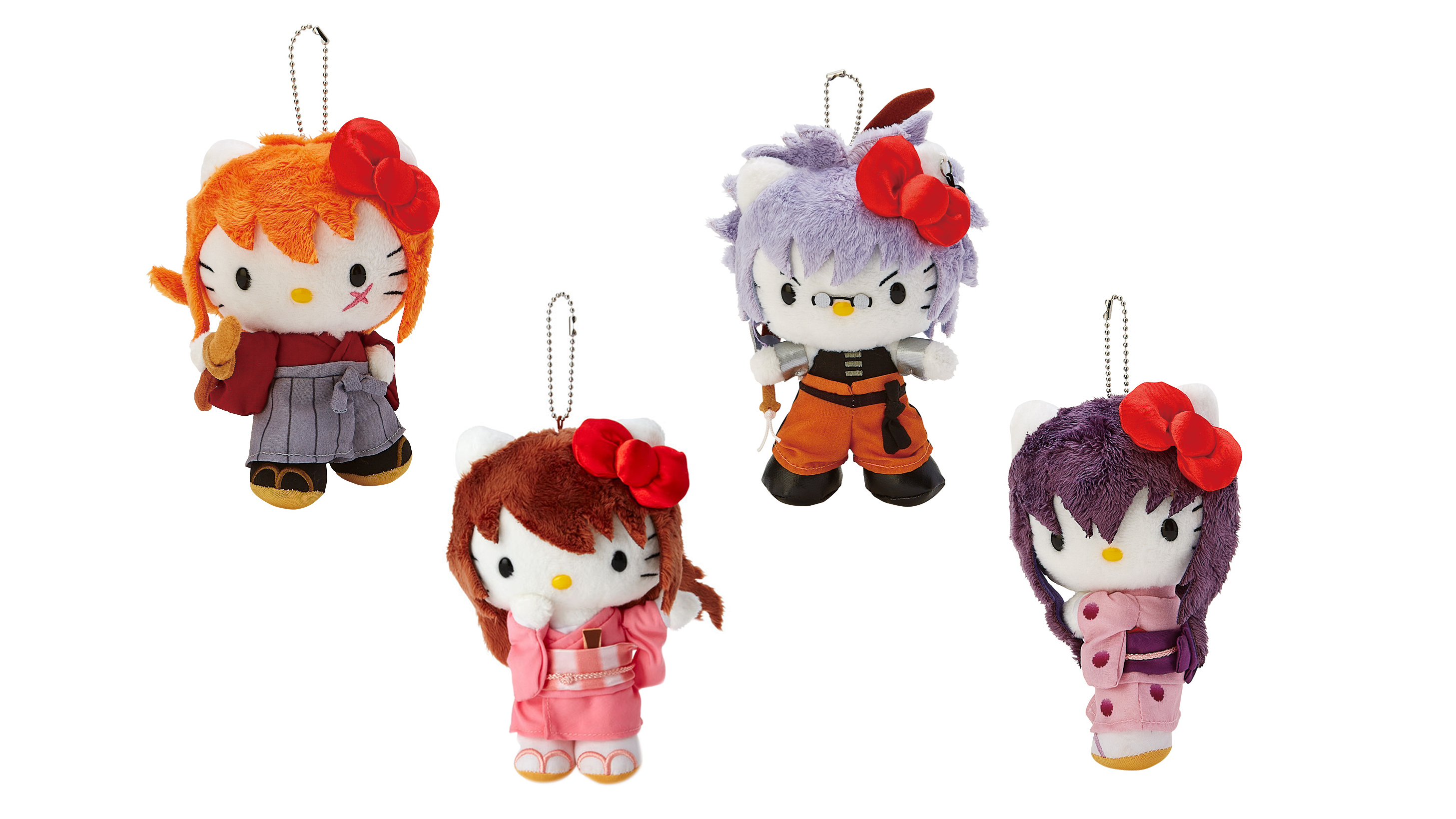 「るろうに剣心×HELLO KITTY」 Rurouni Kenshin 神劍闖江湖 (9)