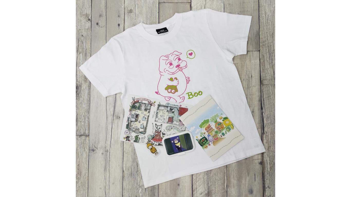 Pop up shop MOE絵本雑貨店 in 神戸