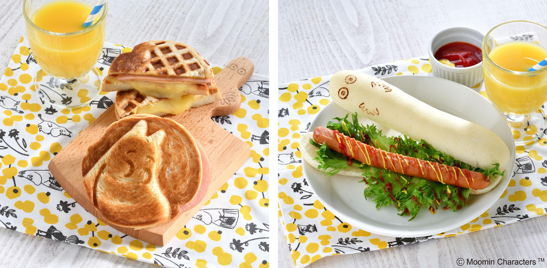 ムーミンカフェ Moomin Cafe (2)