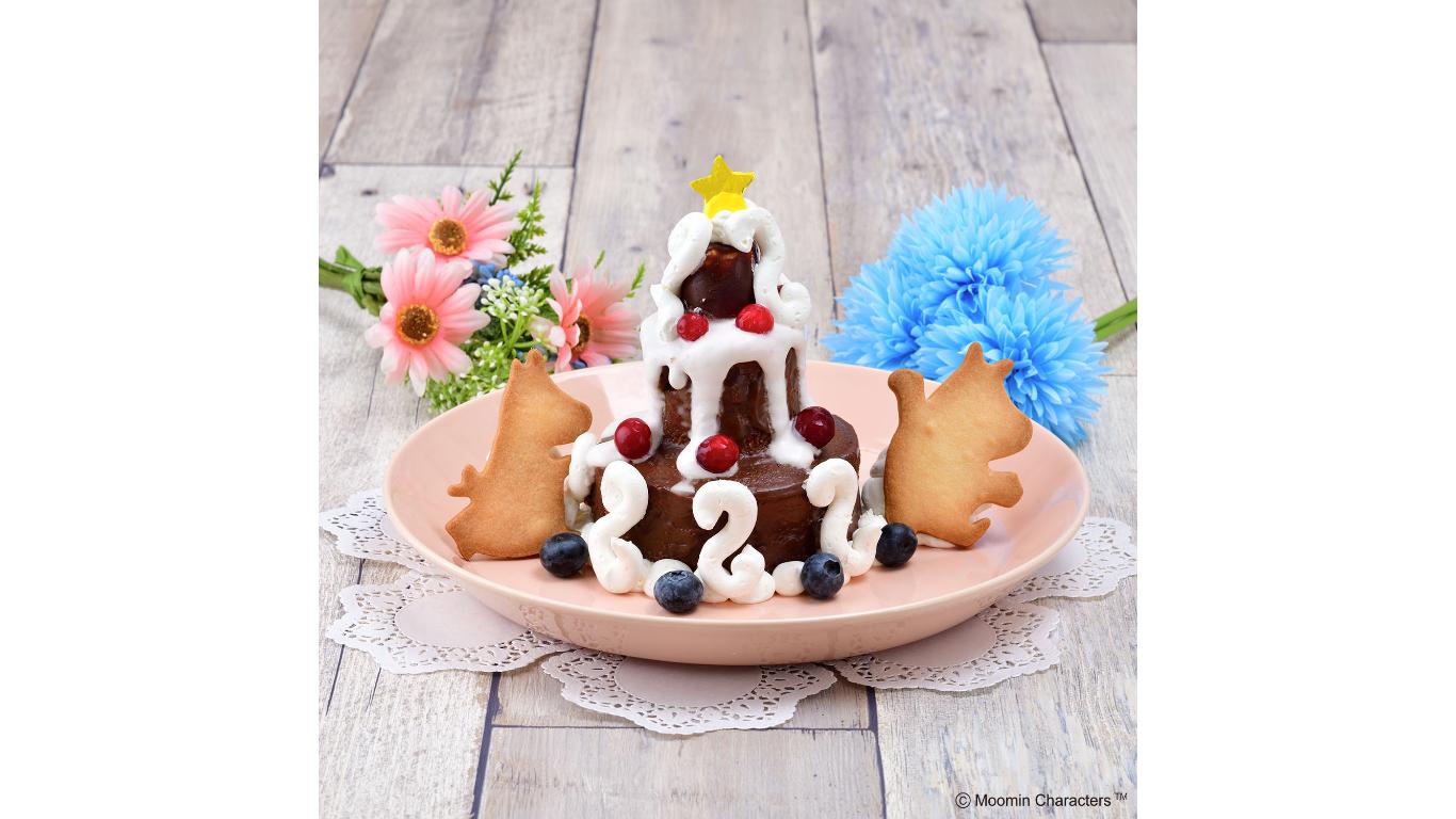 ムーミンカフェ MoominCafe 姆明咖啡廳