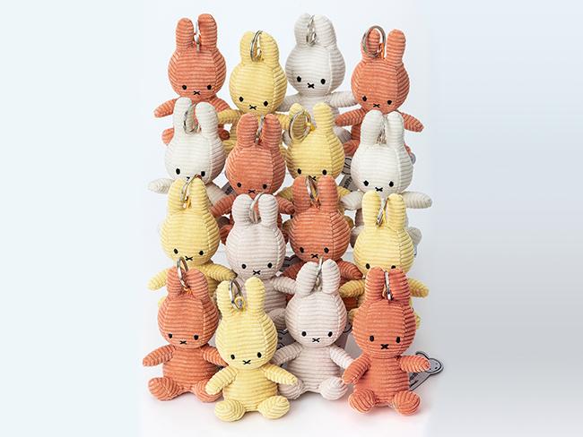 『BON TON TOYS Miffy Corduroy Collection』 米菲 ミッフィー (2)