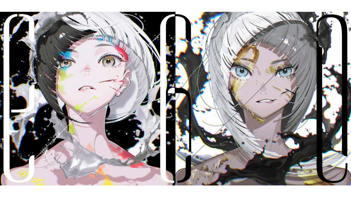 MAI YONEYAMA × Anicoremix Gallery × atmos