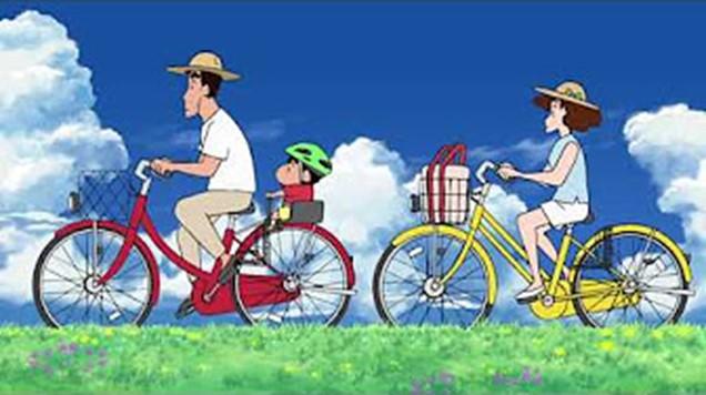 サイクルベースあさひ×クレヨンしんちゃん (2)