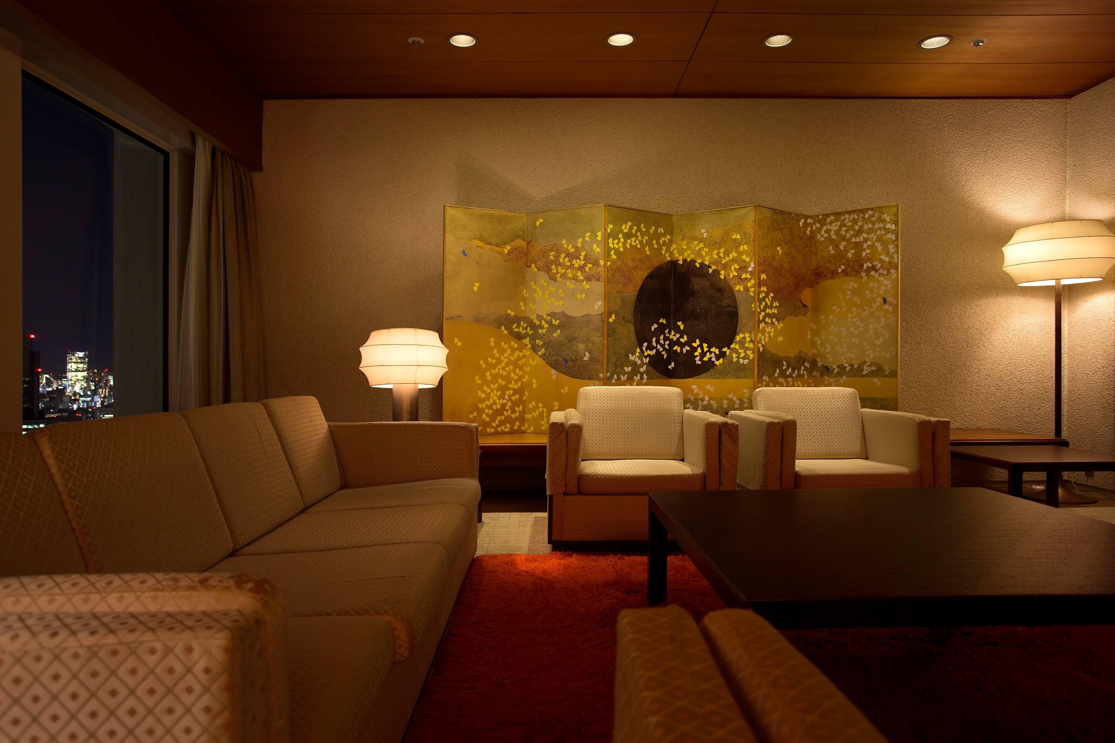 「京王プラザホテル」50周年記念の宿泊プランを販売 (2) (1)