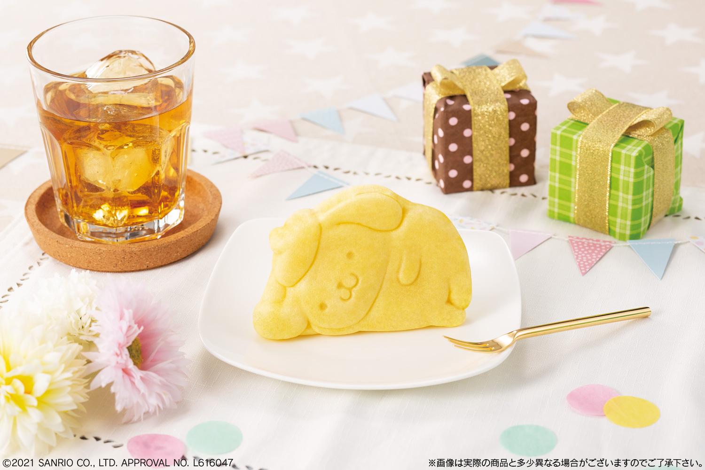 もちもちポムポムプリン焼き プリン味 Pompomprin Sanrio (2)
