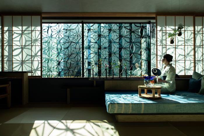星のや東京「江戸涼み滞在」 HOSHINOYA Tokyo 星野東京 (1)