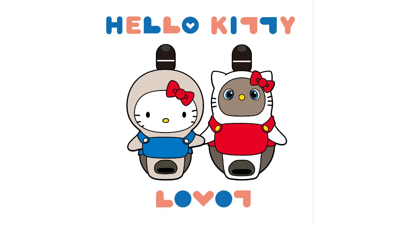 Hello Kitty×LOVOT