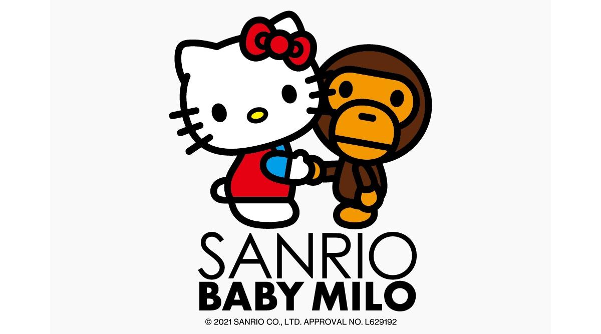 BABY MILO®× HELLO KITTY1