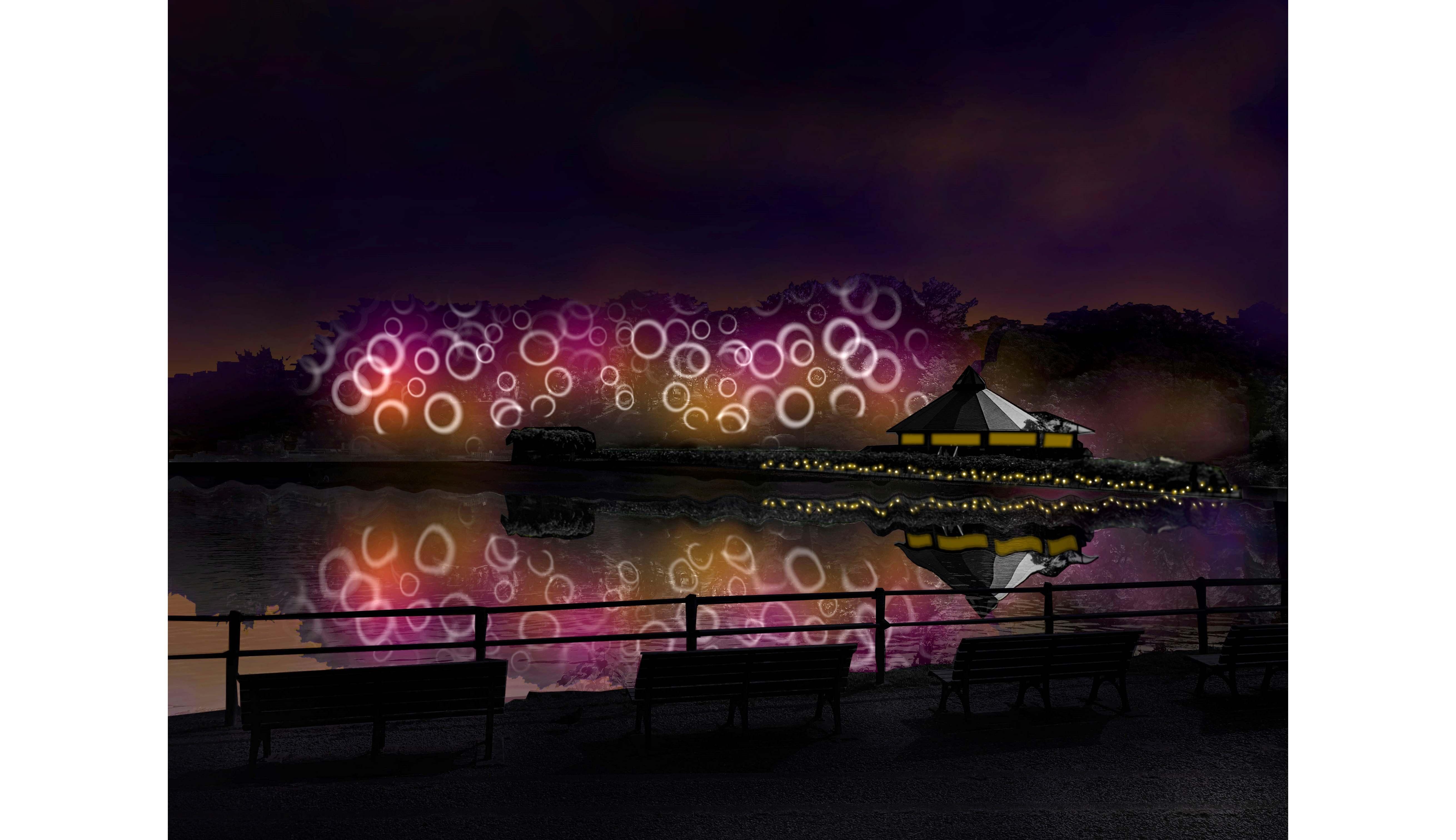 YohaS 2021 Night Park Gallery1