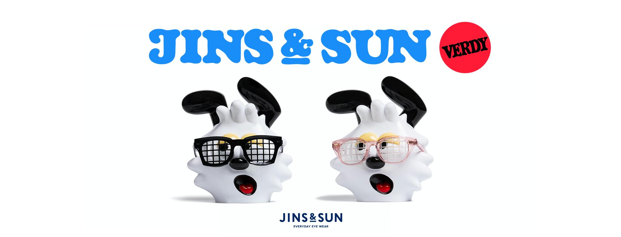 JINS&SUN×VERDY(ジンズ アンド サン×ヴェルディ)1