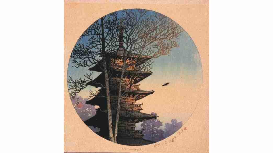 『千葉市美術館所蔵「新版画-進化系UKIYO-Eの美」』展1